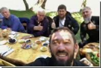 Губернатор Санкт-Петербурга восславил «Ахмат» в компании Кадырова
