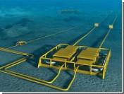 Норвежцы начали добычу на одном из крупнейших газовых месторождений