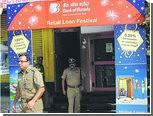 В Индии стали устанавливать банкоматы в полицейских участках