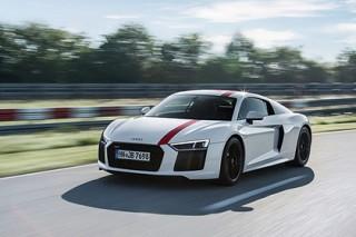 Audi выпустит 999 экземпляров собранных вручную заднеприводных R8