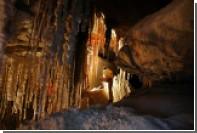 Забытый в пещере американский студент три дня лизал стены