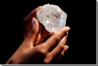 Крупнейший бриллиант в мире продали за 53 миллиона долларов