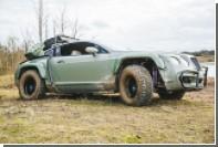 Уникальный раллийный Bentley Continental GT выставили на продажу в интернете
