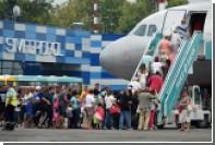 Авиарейс из Москвы в Крым попал в число самых загруженных в мире