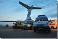 Младенец умер на борту экстренно севшего в Салехарде самолета