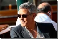 Джордж Клуни признался в укрывании беженца из Ирака у себя дома