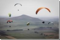 Российский турист попал в больницу после полета на параплане в Турции