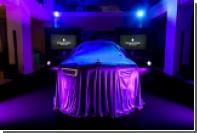 Российские клиенты Rolls-Royce ознакомились с новым Phantom