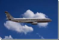 Пилот Etihad Airways умер во время рейса