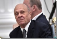 Режиссеру Владимиру Меньшову запретили въезд на Украину