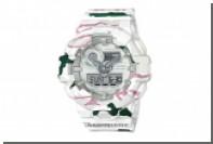 G-Shock создал часы для прячущихся в тундре китайцев