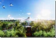 В сети показали новый экокурорт Ди Каприо