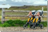 Представлены коляски для прогулок по дикой природе