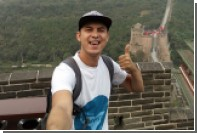 Россиянин за 70 дней добрался автостопом из Оренбурга до Великой Китайской стены