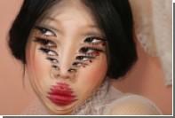 Южнокорейский бьюти-блогер с пятью парами глаз изумила пользователей сети
