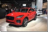 Jaguar показал пятиместный спорткар