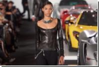 Ralph Lauren показал новую коллекцию в личном гараже Лорена
