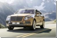 Bentley представил самый быстрый в мире внедорожник