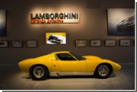 Петербуржцам дадут посмотреть на Lamborghini