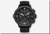 Швейцарцы представили дайверские часы в корпусе из уникального материала