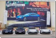 Россияне 52 дня бесплатно катались на Porsche