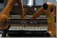 Промышленные роботы записали новозеландцу музыкальный альбом