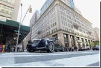Cadillac отправил 12 беспилотных автомобилей из Нью-Йорка в Лос-Анджелес