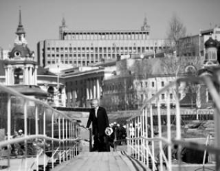 Москвичам начали возвращать Москву