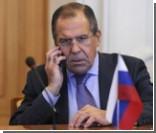 Лавров пригрозил Тиллерсону судом