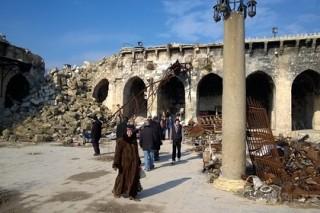 Фонд Кадырова выделил 14 миллионов долларов на восстановление мечети Алеппо