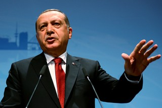 Эрдоган раскритиковал установивших ему памятники чиновников