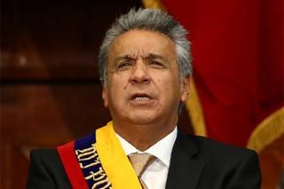 Президент Эквадора узнал о скрытой камере в своем кабинете и разъярился