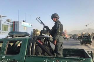 Смертник подорвал себя возле крикетного стадиона в Кабуле
