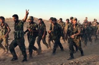Группа боевиков ИГ сдалась сирийской армии в Дейр-эз-Зоре