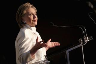 Клинтон сравнила политику Трампа с антиутопией Оруэлла «1984»