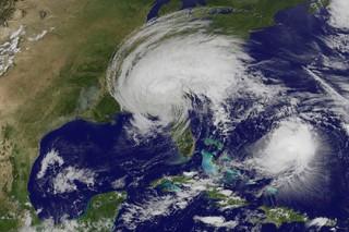 У берегов Мексики сформировался тропический шторм «Макс»