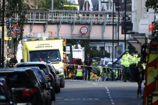 Задержан второй подозреваемый в совершении теракта в лондонском метро