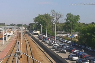 В Польше мужчина угнал поезд