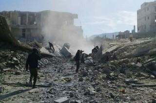 ООН обвинила Дамаск в химической атаке в Хан-Шайхуне