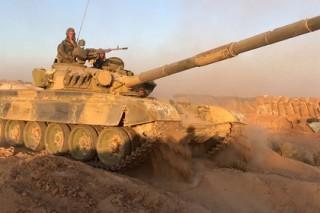 Сирийская армия освободила от боевиков ИГ часть Дейр-эз-Зора
