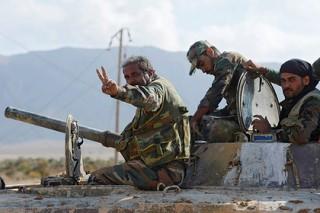 Минобороны России заявило о самой значимой победе в Сирии за три года