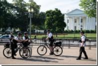 У справлявшего нужду около Белого дома мужчины обнаружили набитую оружием машину