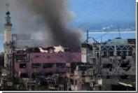 Филиппинские военные рассказали об участии женщин и детей в битве за Марави