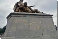 В Варшаве осквернено кладбище советских солдат