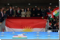 Парламент Иракского Курдистана проголосовал за референдум о независимости