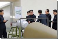 Северная Корея пригрозила утопить Японию и избить США как бешеную собаку