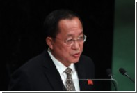 Глава МИД КНДР пригрозил США ударом в ответ на оскорбления Ким Чен Ына