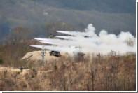 Сеул провел боевые стрельбы в ответ на ядерное испытание Пхеньяна
