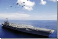 США привлекли авианосец для ликвидации грядущих последствий урагана «Ирма»