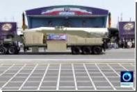 В Иране показали новую баллистическую ракету